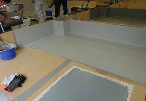 リボール式防水施工研修終了認定店です。