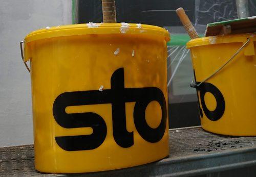 sto 認定施工店です。